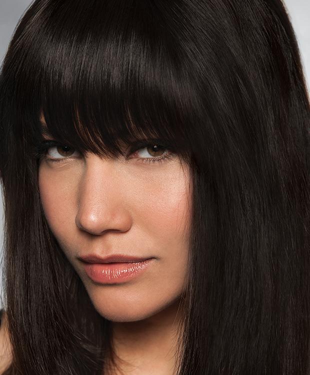 Clip In Human Hair Fringe