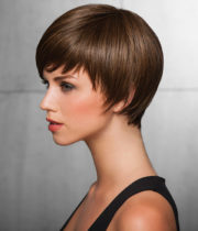 Hairdo Short And Sleek Wig Side