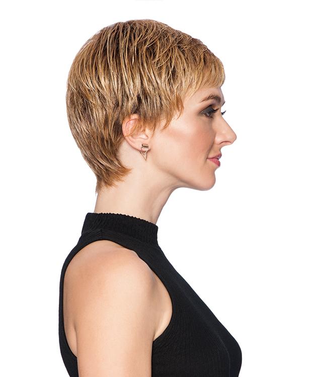 Textured Cut Hairuwear
